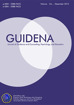GUIDENA: Jurnal Bimbingan dan Konseling, Psikologi dan Pendidikan